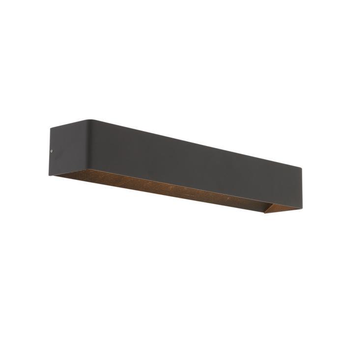 Настенный светильник St Luce SL455.411.01, черный