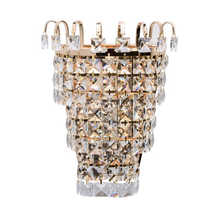 Бра Mw Light 642022901, золотой цены
