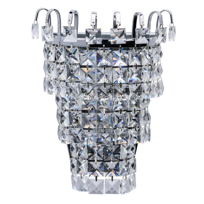 Бра Mw Light 642022801, серый металлик