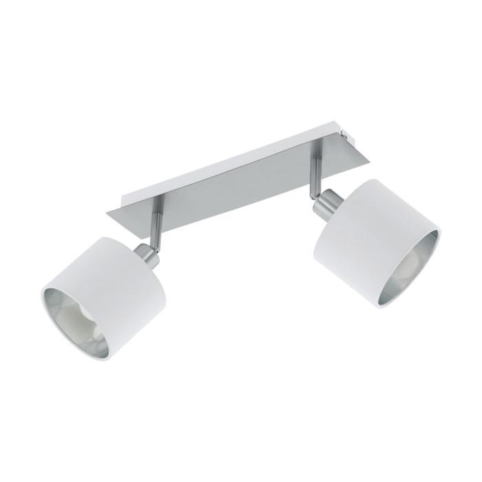Настенно-потолочный светильник Eglo 97533, белый eglo светильник спот eglo 92032