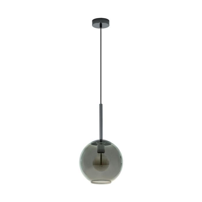 Подвесной светильник Eglo 97633, черный светильник подвесной eglo 92888