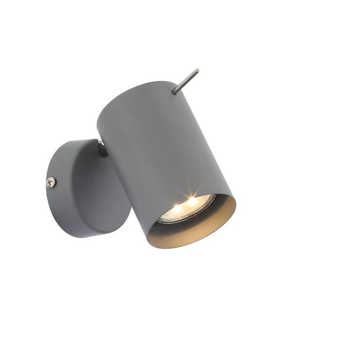 Настенно-потолочный светильник St Luce SL597.701.01, серый светодиодный спот st luce fanale sl597 401 01