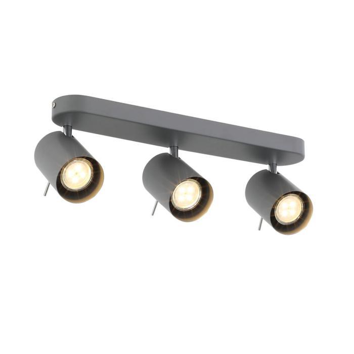 Настенно-потолочный светильник St Luce SL597.701.03, серый светодиодный спот st luce fanale sl597 401 01