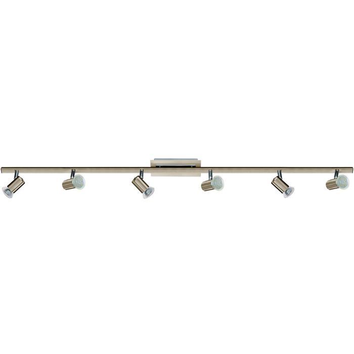 Настенно-потолочный светильник Eglo 90927, серый металлик настенно потолочный светильник eglo 95633 серый металлик