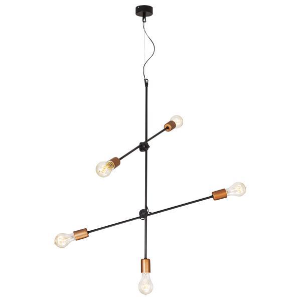 Подвесной светильник Nowodvorski 6270, E27, 60 Вт