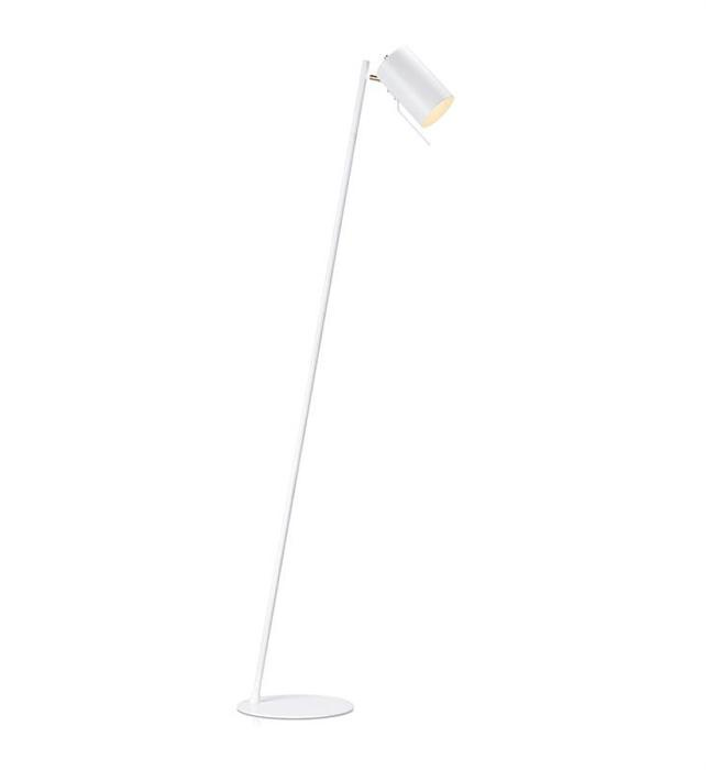 Напольный светильник Markslojd 106878, белый напольный светильник markslojd 106972 золотой