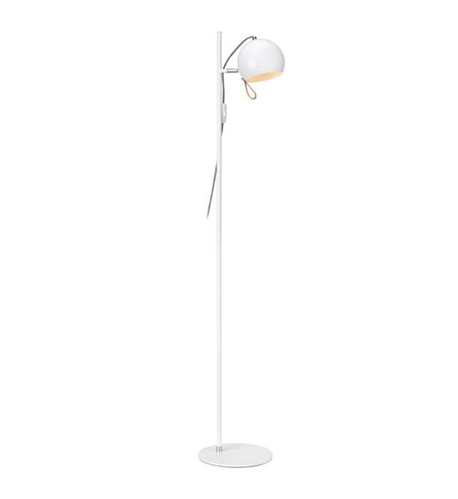 Напольный светильник Markslojd 106617, белый напольный светильник markslojd 106972 золотой