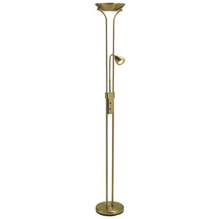 Напольный светильник Markslojd 111242, черный напольный светильник markslojd 106972 золотой
