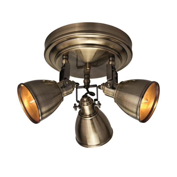 Потолочный светильник MarkSLojd 104050, E14, 40 Вт спот markslojd fjallbacka 104048