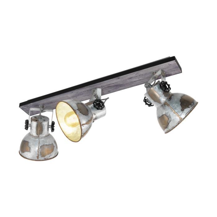 Настенно-потолочный светильник Eglo 49652, E27, 40 Вт светильник спот eglo sparano 93819
