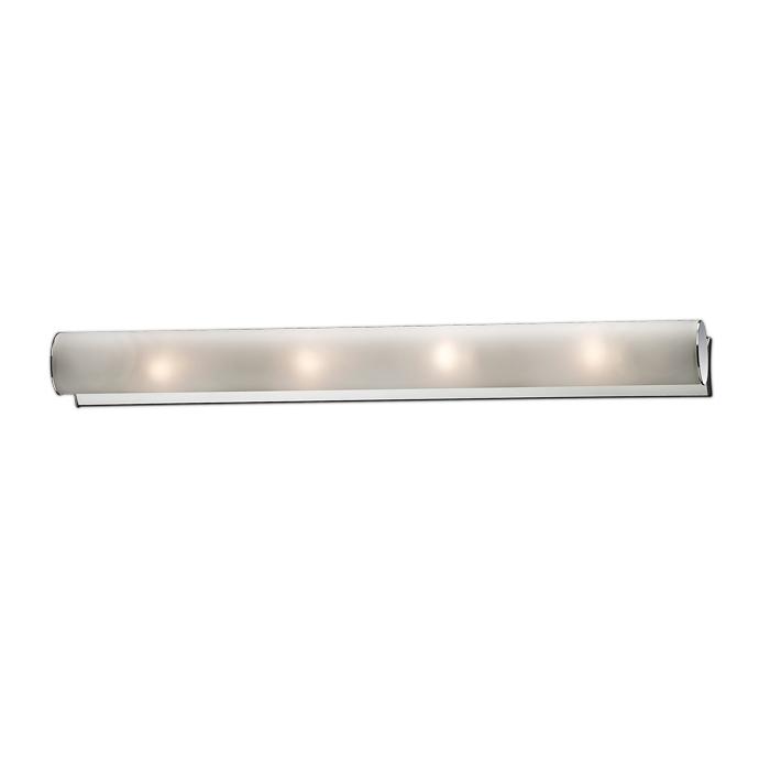 Настенный светильник Odeon Light 2028/4W, серый металлик потолочный светильник odeon 2736 4w