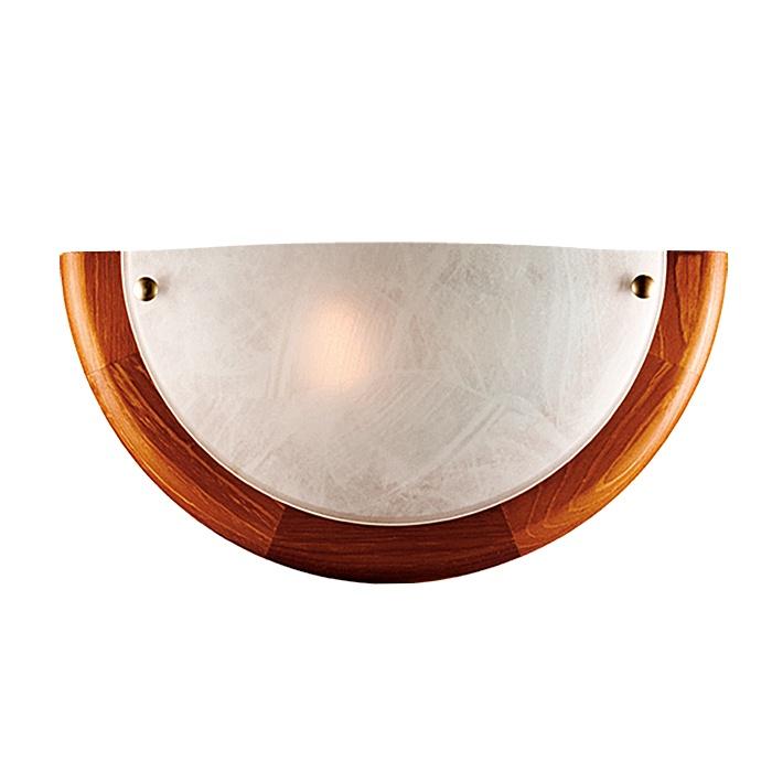 Настенный светильник Sonex 027, золотой цена