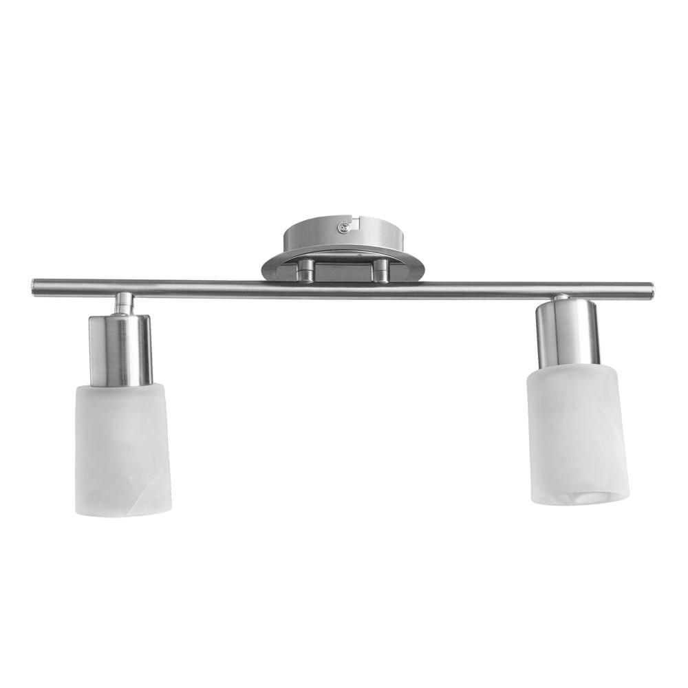 Настенно-потолочный светильник Arte Lamp A4510PL-2SS, E14, 40 Вт