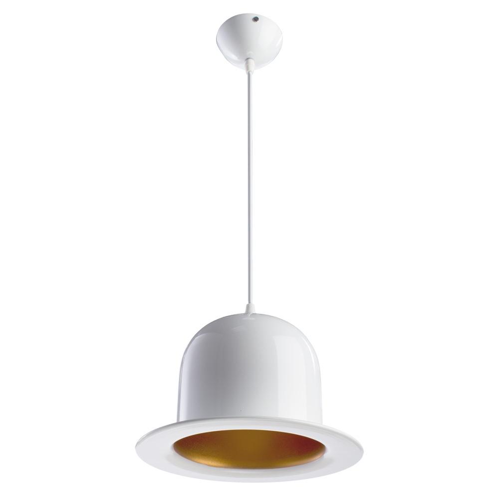 Подвесной светильник Arte Lamp A3234SP-1WH, белый