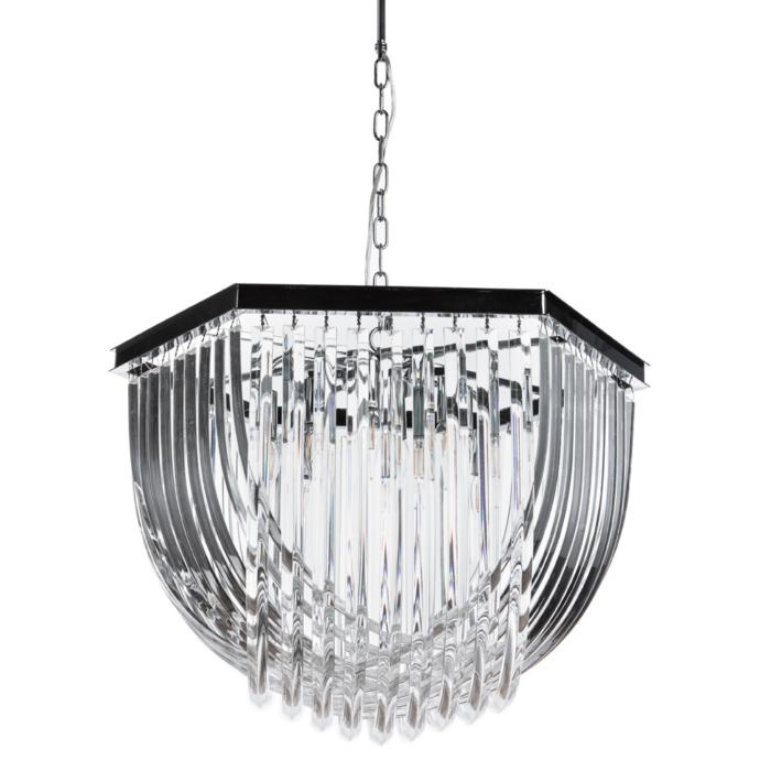 Подвесной светильник Divinare 3003/01 SP-8, серый металлик подвесной светильник divinare 1157 01 sp 2 серый металлик
