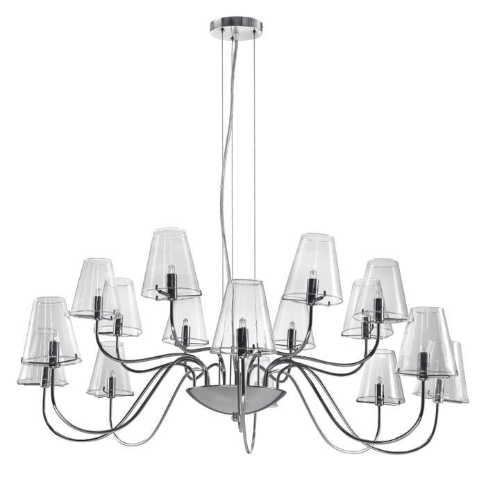 все цены на Подвесной светильник Lightstar 758164, серый металлик онлайн