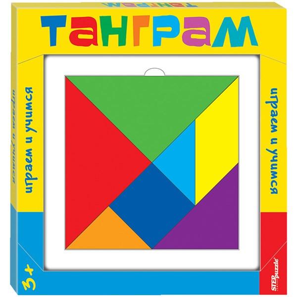 Головоломка Step Puzzle Танграм