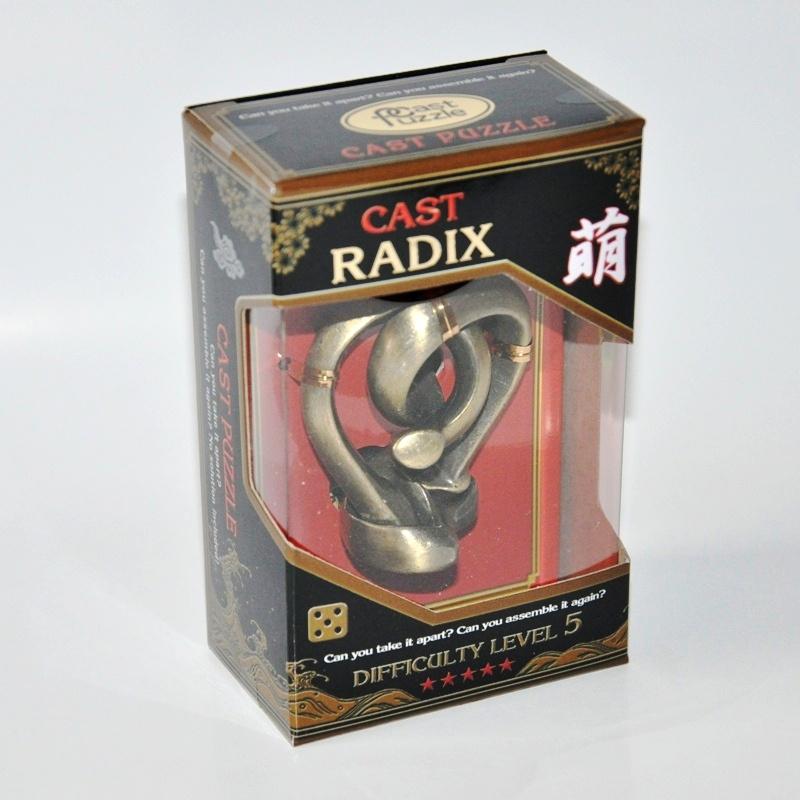 Головоломка Hanayama (Япония) Рэдикс*****/ Cast Puzzle Radix***** путешествие япония видео
