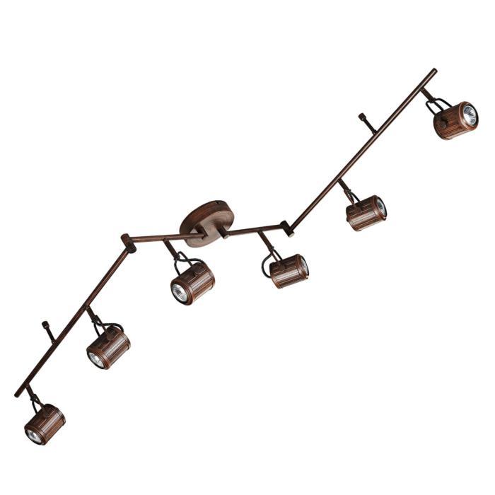 лучшая цена Настенно-потолочный светильник Lussole LSP-9136, LED, 50 Вт