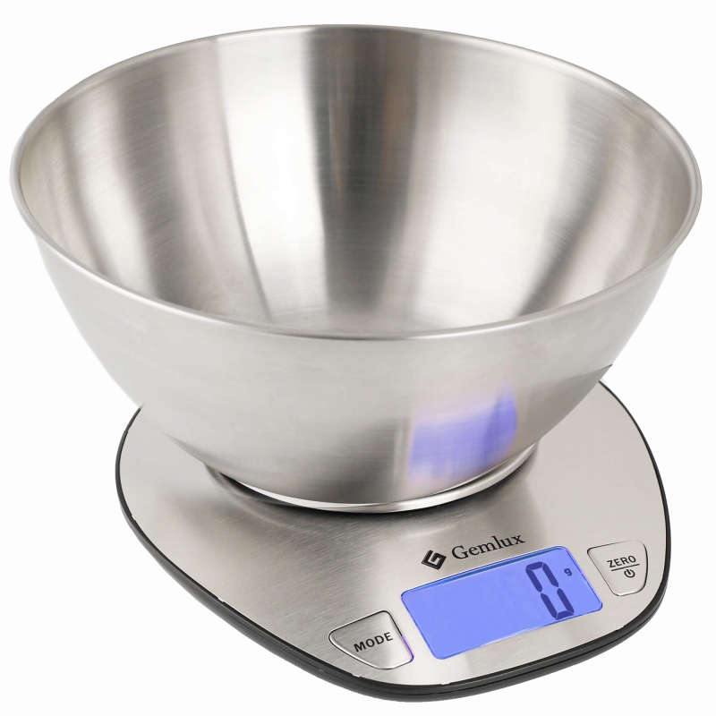 Кухонные весы GEMLUX 4640033360830