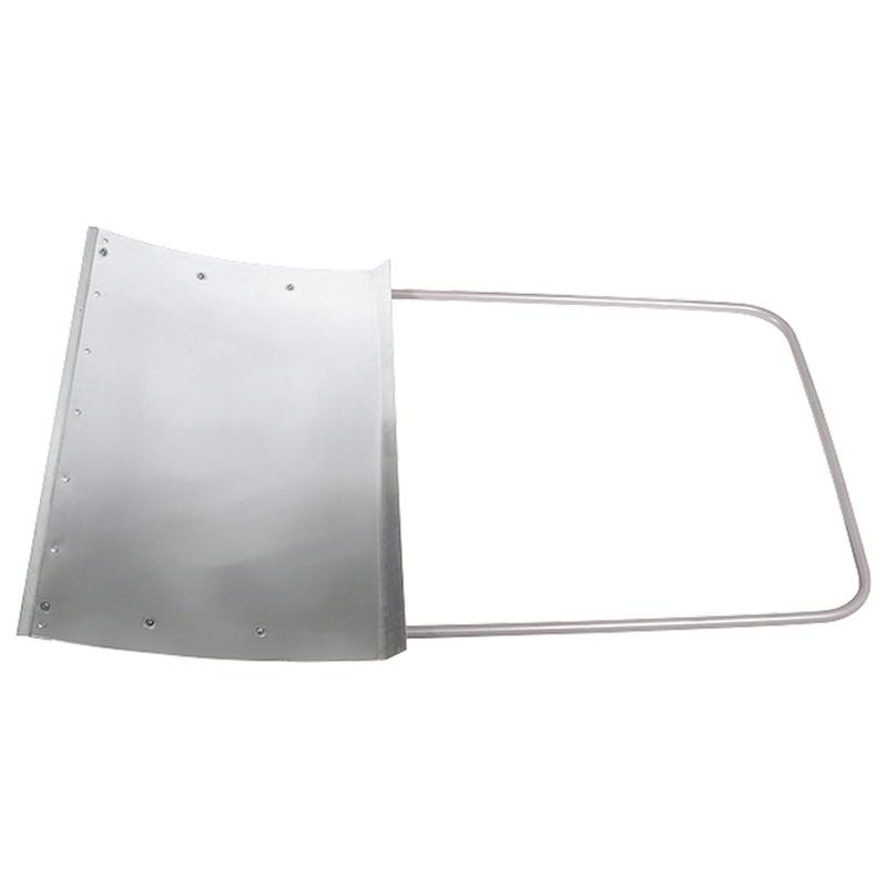 Лопата СИБРТЕХ 4606800028204 движок для снега сибртех алюминиевый усиленный 75 х 42 см