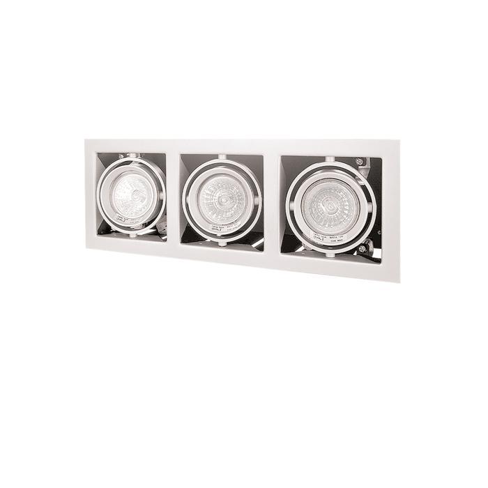 Встраиваемый светильник Lightstar 214030, белый встраиваемый спот точечный светильник lightstar cardano 16 x1 bianco 214010
