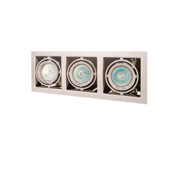 Встраиваемый светильник Lightstar 214037, серый встраиваемый спот точечный светильник lightstar cardano 16 x1 bianco 214010