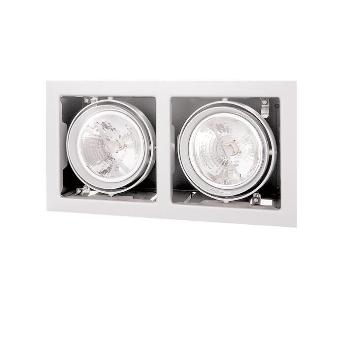 Встраиваемый светильник Lightstar 214120, белый встраиваемый спот точечный светильник lightstar cardano 16 x1 bianco 214010