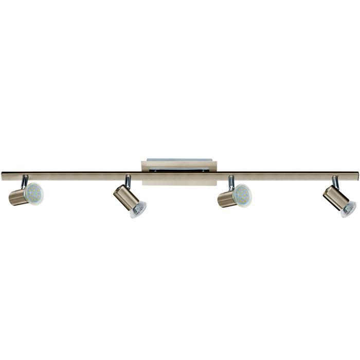 Настенно-потолочный светильник Eglo 90917, серый металлик eglo светильник спот eglo 92032