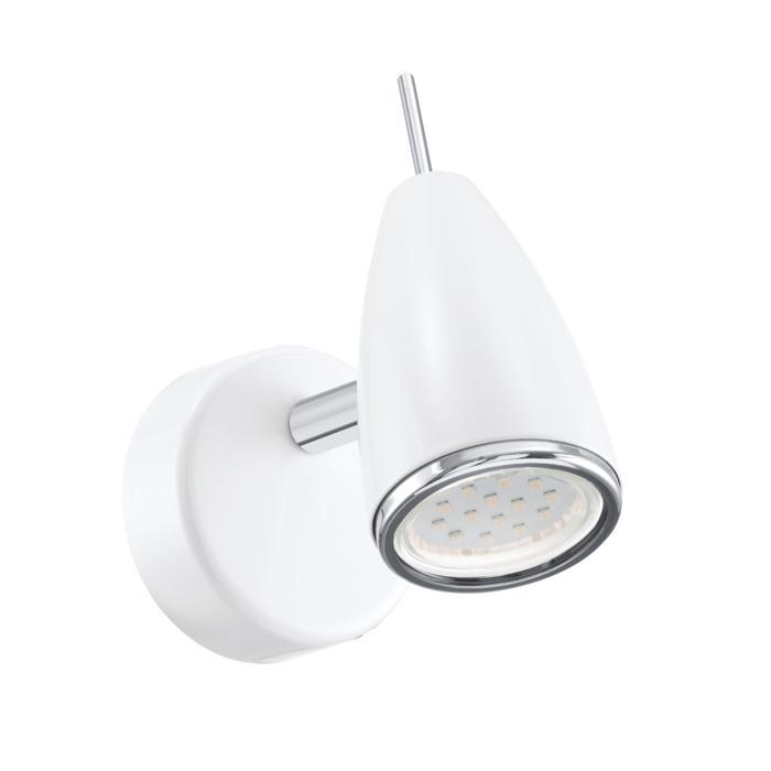 Настенно-потолочный светильник Eglo 93128, белый eglo светильник спот eglo 31264