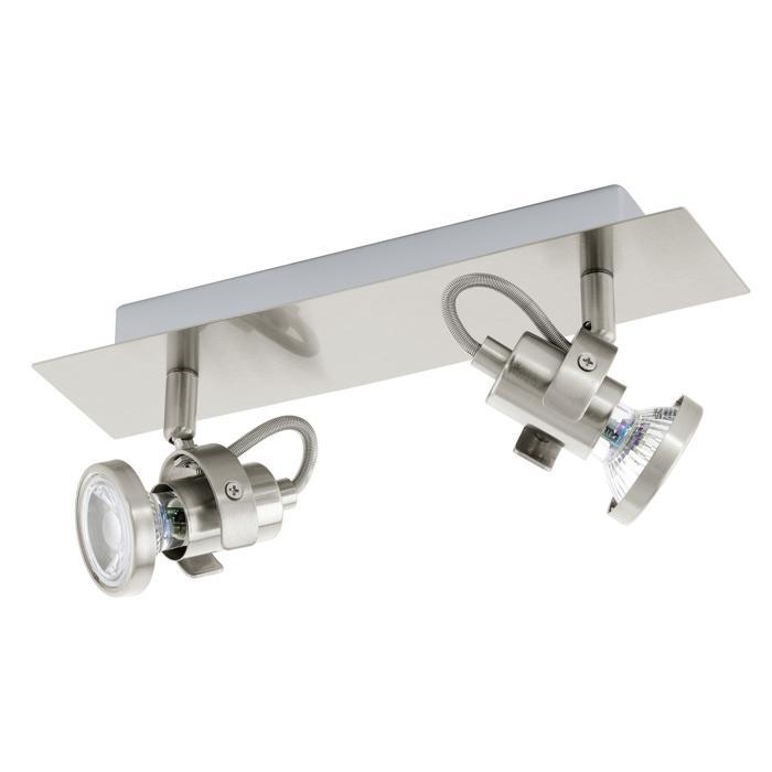 Настенно-потолочный светильник Eglo 94145, GU10 спот eglo tukon 3 94144