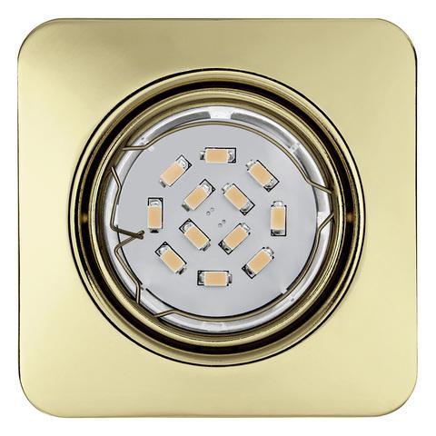 Встраиваемый светильник Eglo 94402, медь встраиваемый светильник eglo 94402 желтый