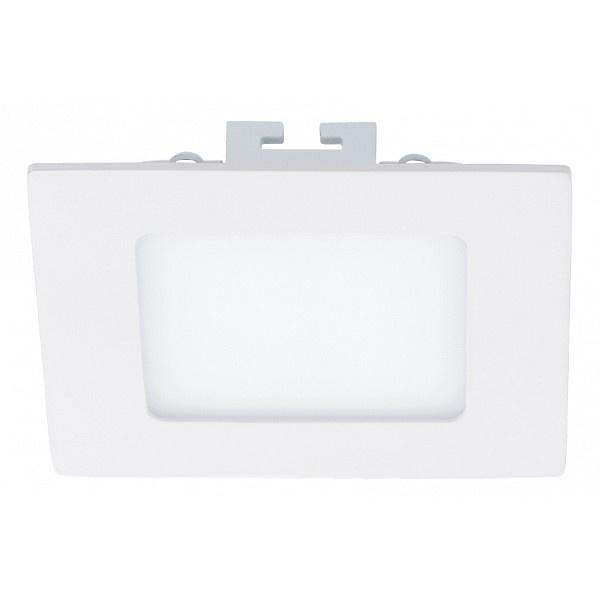 Встраиваемый светильник Eglo 94054, белый цены онлайн
