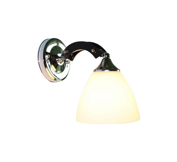цена на Бра Idlamp 287/1A-Blackchrome, серый металлик
