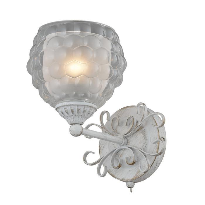 Бра Idlamp 285/1A-Whitepatina, белый бра idlamp 913 1a whitechrome