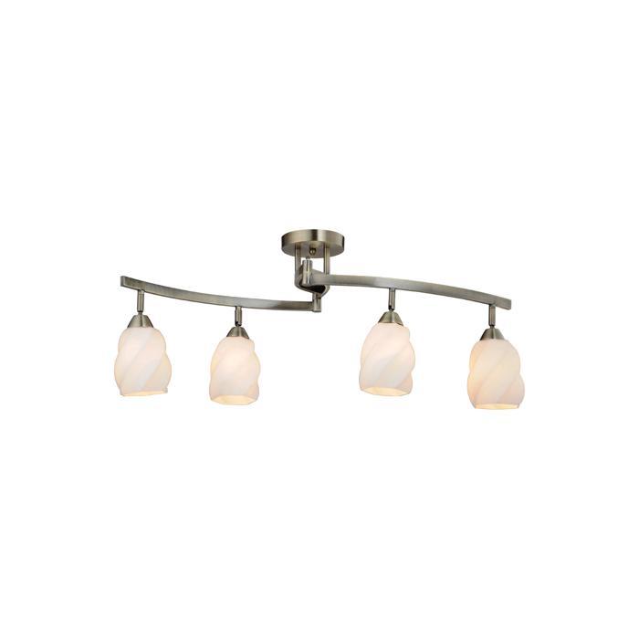 Потолочный светильник Idlamp 869/4PF-Oldbronze, бронза idlamp потолочная люстра idlamp carmina 201 4pf oldbronze
