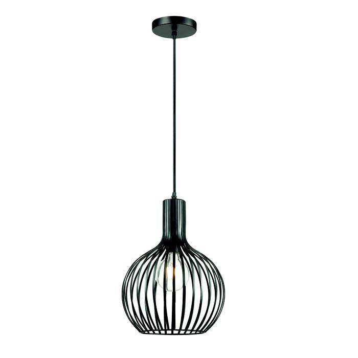 Подвесной светильник Odeon Light 3380/1, черный