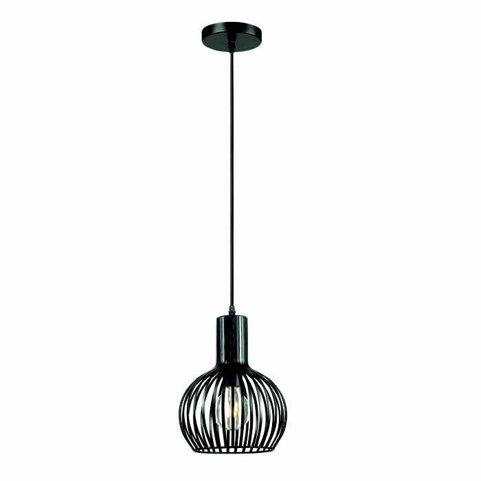Подвесной светильник Odeon Light 3380/1A, черный цена