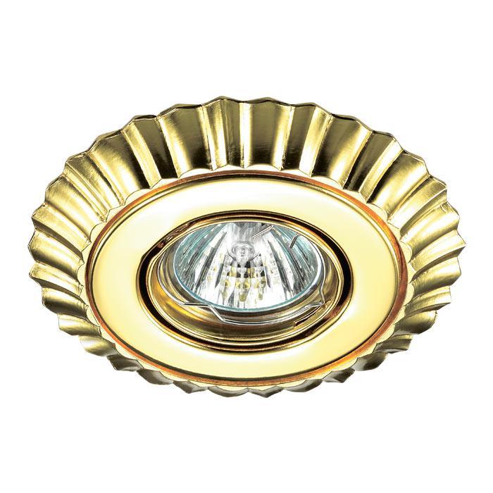 Встраиваемый светильник Novotech 370274, золотой370274Встраиваемый светильник с одной лампой Novotech 370274 серии Ligna в стиле модерн даст комфортный свет в комнате. Размеры (Диаметр х Высота) 120х0 мм.