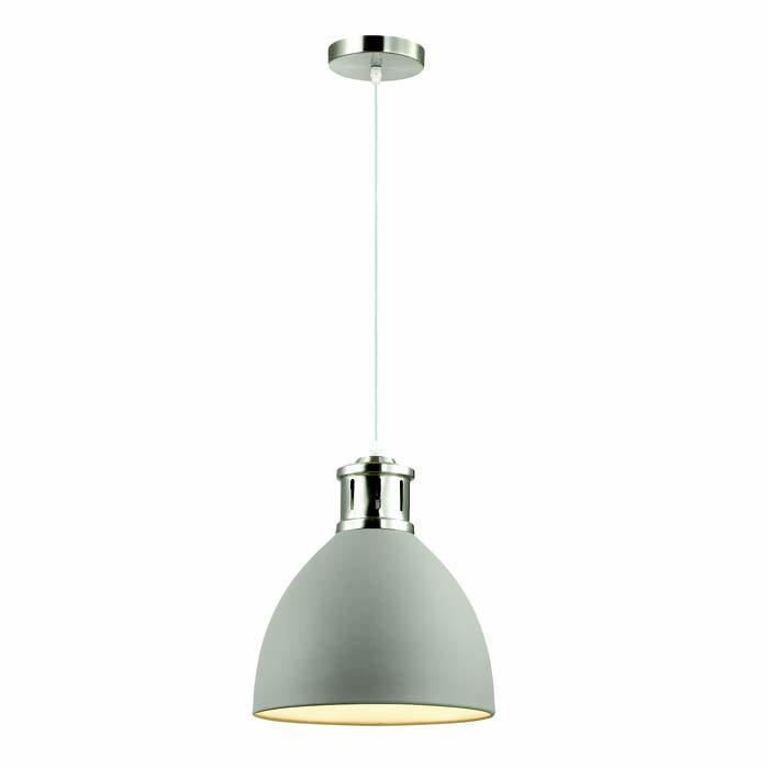 Подвесной светильник Odeon Light 3322/1, серебристый
