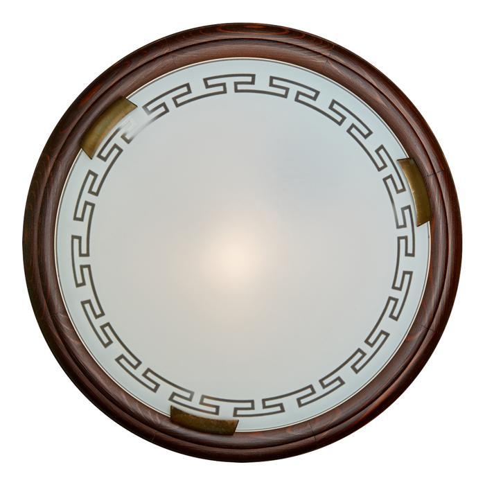 Настенно-потолочный светильник Sonex 160/K, E27, 60 Вт