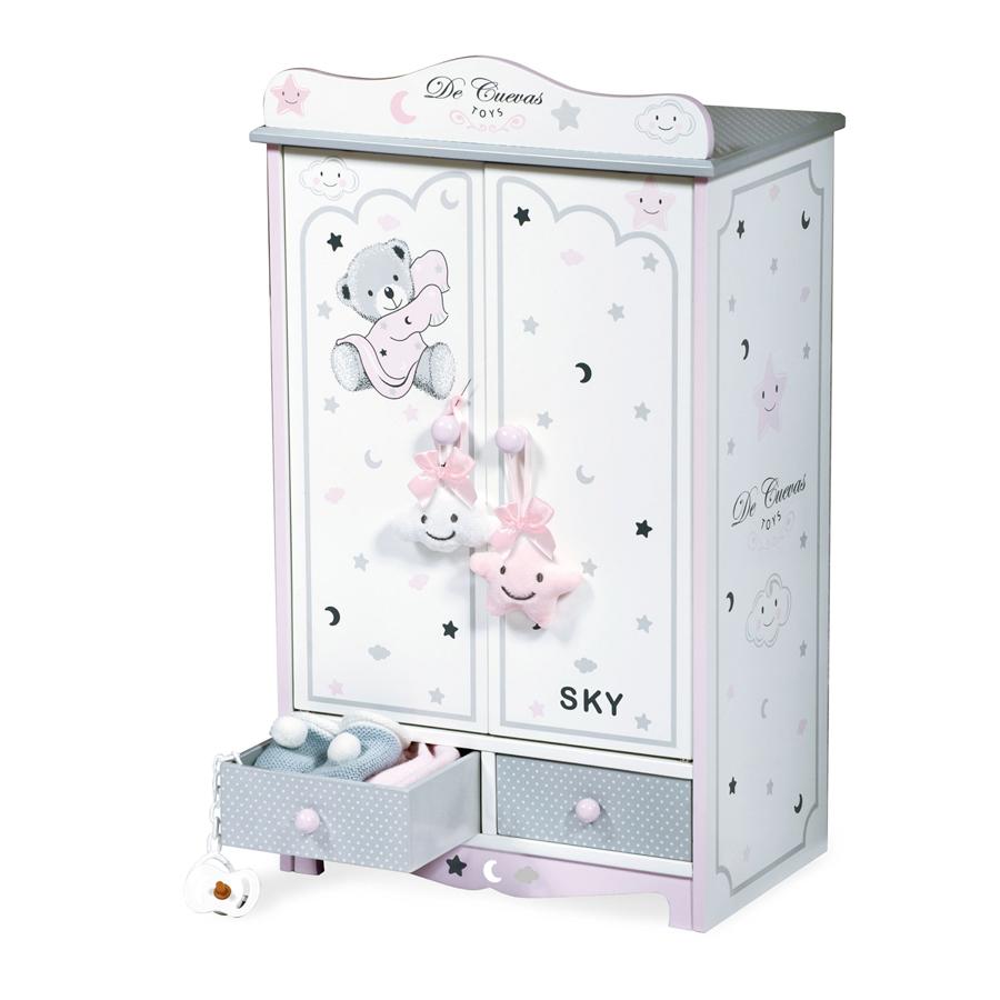 Мебель для кукол DeCuevac 54024