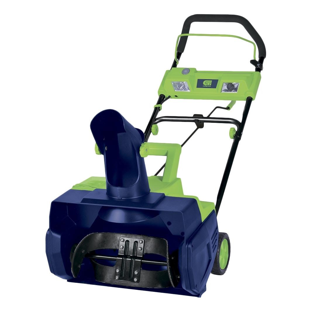 Снегоуборщик СИБРТЕХ 40449961514654044996151465Машина снегоуборочная аккумуляторная СИБРТЕХ 97631. Ключевые характеристики: Название продукта Название продукта: СИБРТЕХ ЭСБ-46Li Бренд: СИБРТЕХ Модель: ЭСБ-46Li Код производителя: 97631 EAN: 4044996151465 Основные характеристики Тип двигателя: Электрический асинхронный Выброс снега Высота захвата снега, см: 31 Ширина захвата снега, см: 46 Максимальная дальность выброса снега, м: 7 Система шнеков: Одноступенчатая Электропитание Тип электропитания двигателя: Аккумулятор Тип аккумулятора: Li-Ion Напряжение аккумулятора, В: 40 Тип установки аккумулятора: Съемный Количество аккумуляторов в комплекте: 1 Емкость аккумулятора, мА·ч: 4000 Привод Тип шасси: Колесный Колеса Количество колес: 2 Дополнительные характеристики Возможности управления: Регулировка направления выброса Регулировка положения ручки Особенности: Фара Комплектация: Аккумулятор x 1 Зарядное устройство x 1 Корпус Цвет корпуса: Синий Зеленый Черный Материал шнека: Резиновый Габариты и вес Вес, кг: 16.3 Габариты и вес брутто Ширина брутто, см: 50 Высота брутто, см: 55 Глубина брутто, см: 56 .ОПИСАНИЕ. Акуумуляторная снегоуборочная машина предназначена для уборки легкого, не слежавшегося снега на территориях небольших площадок, гаражей, автомобильных парковок, дорог, дорожек, тротуаров и иных открытых ровных твердых поверхностей.