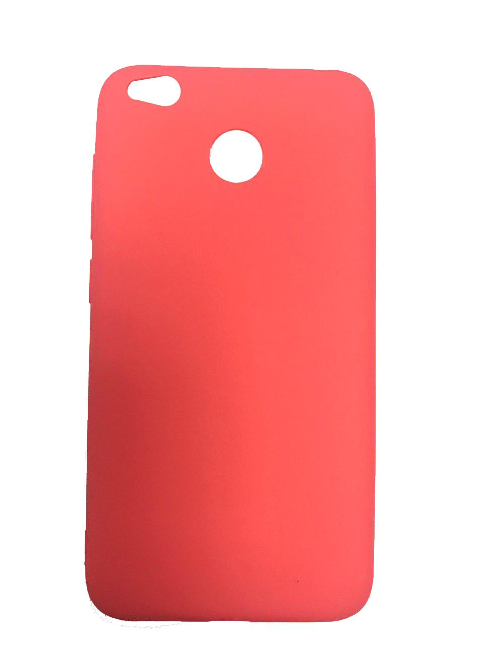 Чехол для сотового телефона Simply Чехол для Xiaomi Redmi 4X (Красный), красный красный дизайн кожа pu откидная крышка бумажника карты держатель чехол для xiaomi redmi 2 2a