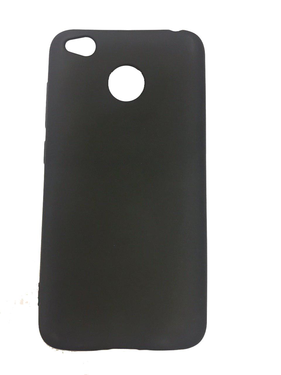 Чехол для сотового телефона Simply Чехол для Xiaomi Redmi 4x (Черный), черный цена 2017