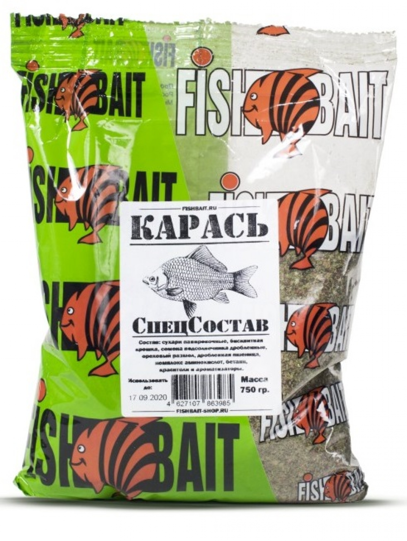 Аксессуар для рыбалки FISHBAIT УТ000028562, зеленый