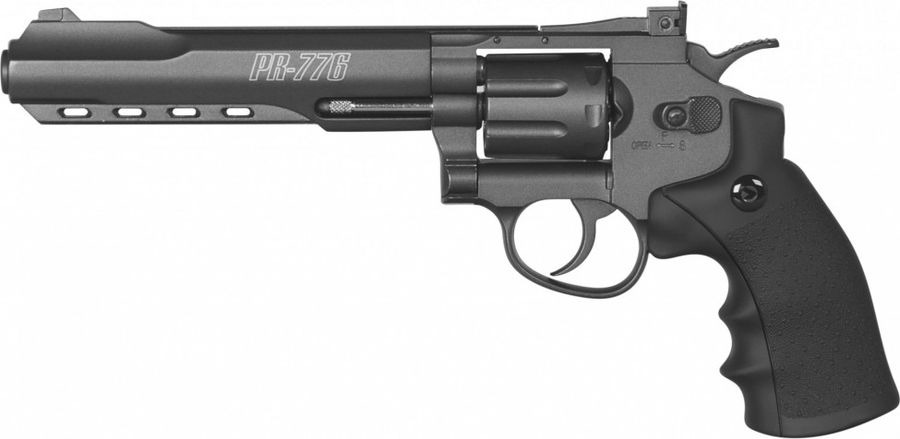 Пневматический пистолет Gamo Pr-776 Revolver, 6111396