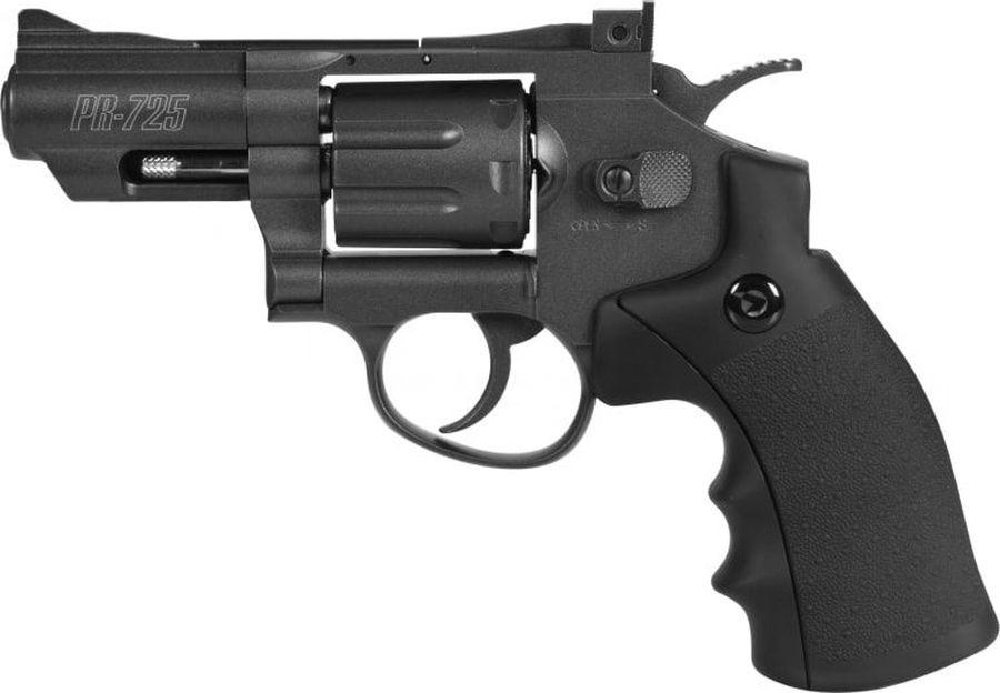 Пневматический пистолет Gamo Pr-725 Revolver, 6111399
