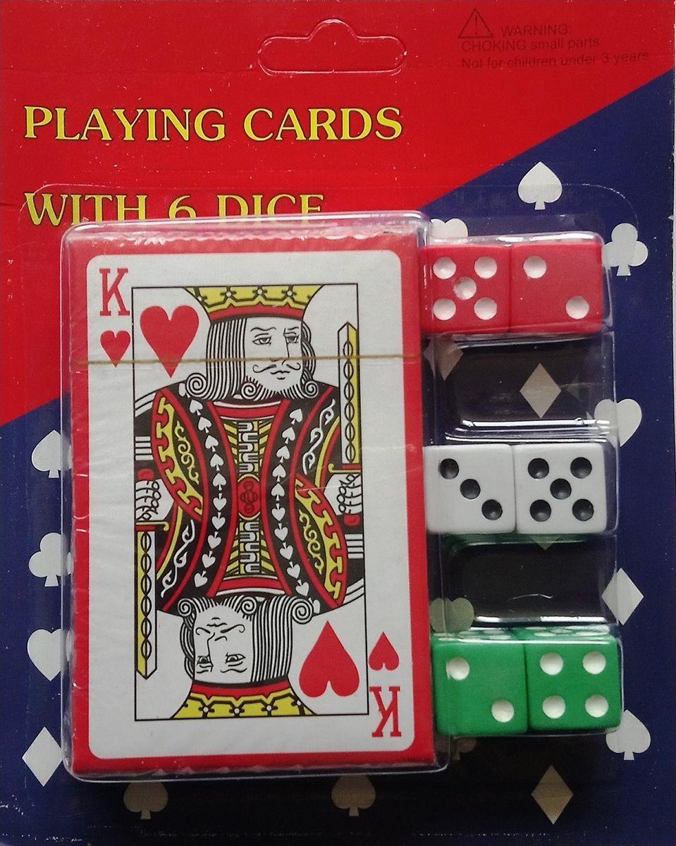 Сувенирный набор Magic Home, для настольных игр, 77327, 12 х 15 см