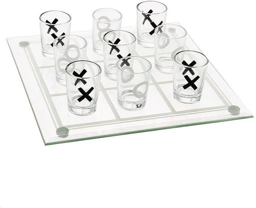 Фото - Сувенирный набор Magic Home Пьяные крестики нолики, 79869, 13 х 13 см канцелярский набор magic home птичья клетка 76727 11 х 13 см
